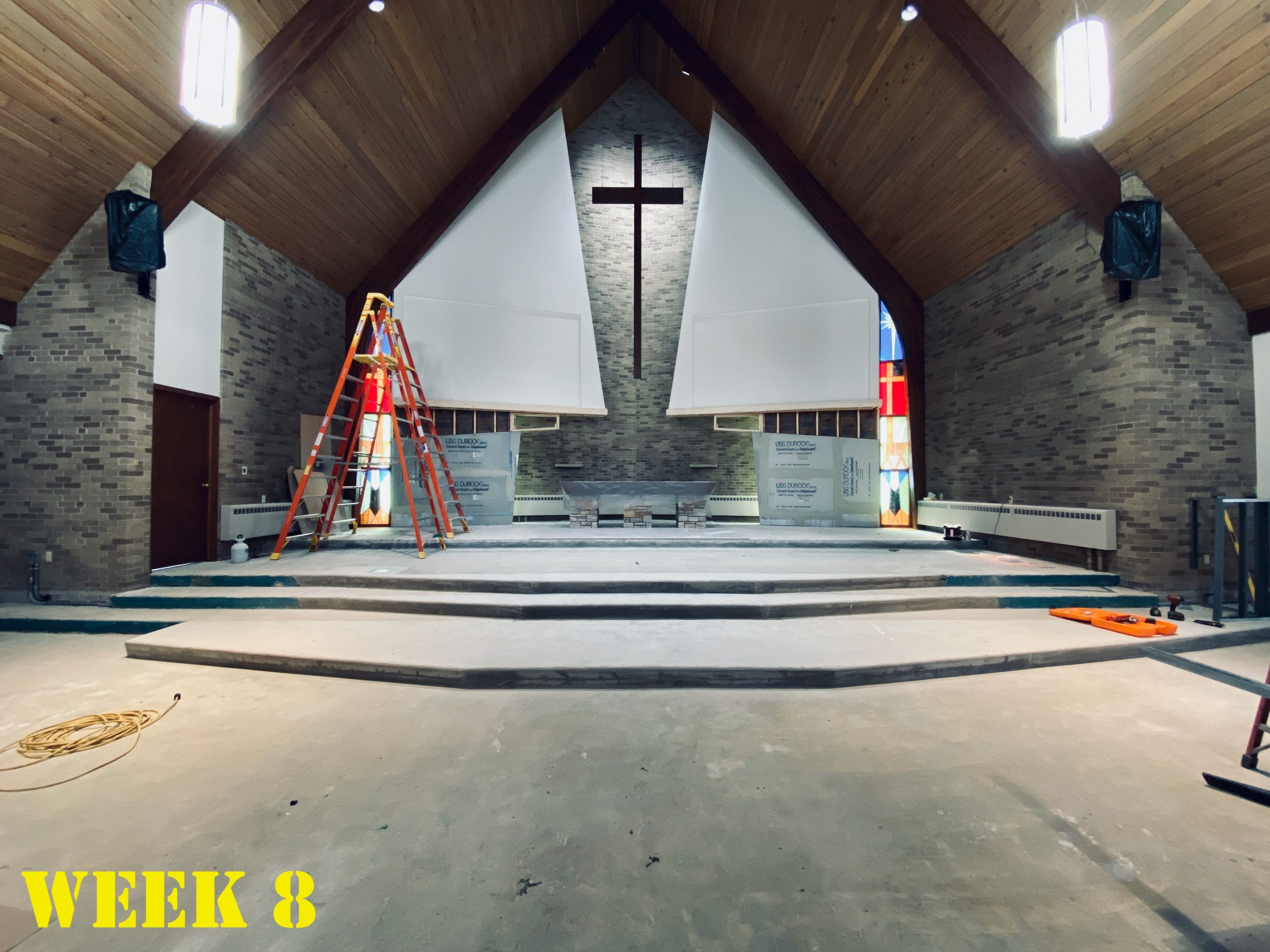Week 8 Front
