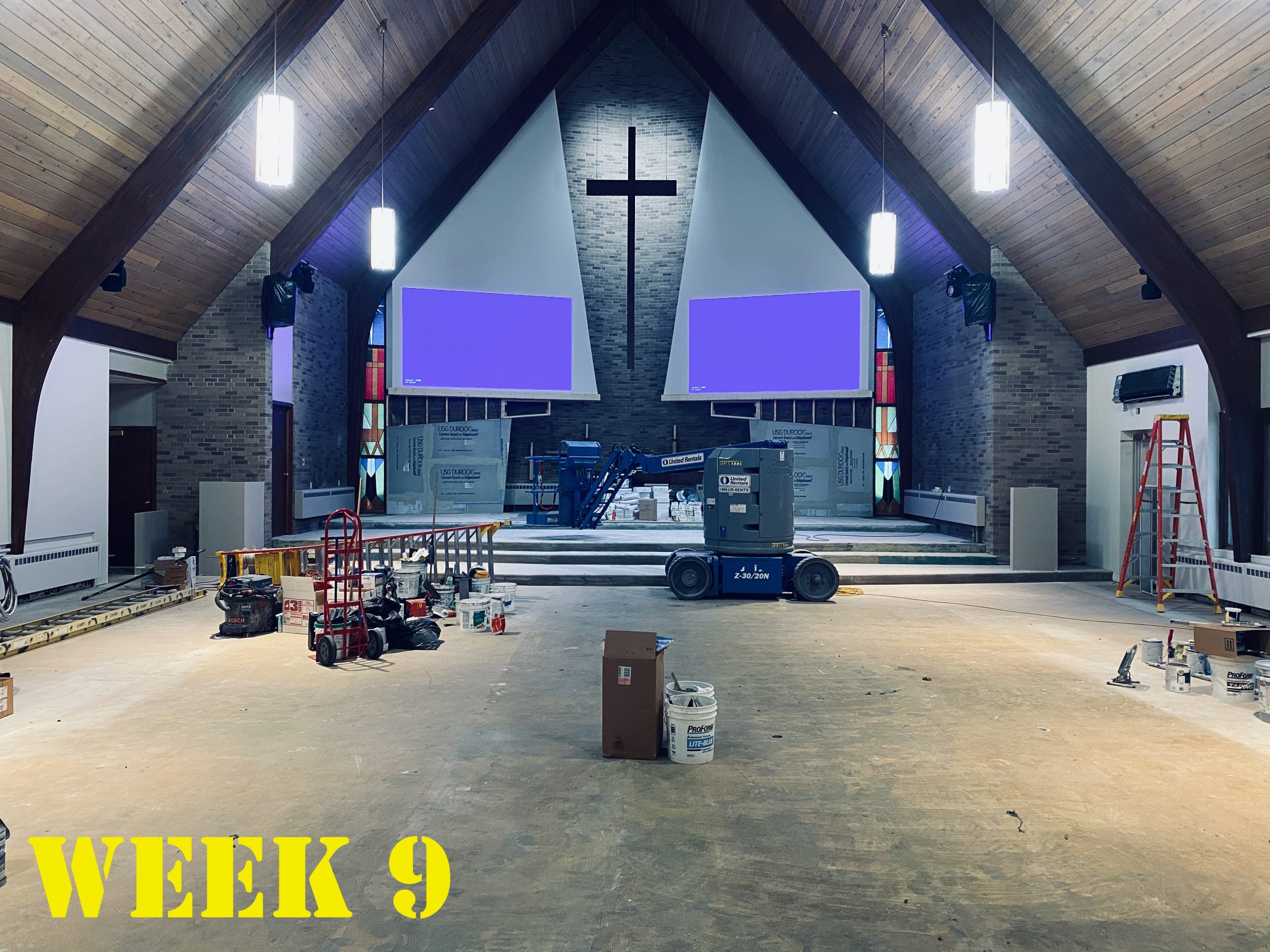 Week 9 Front