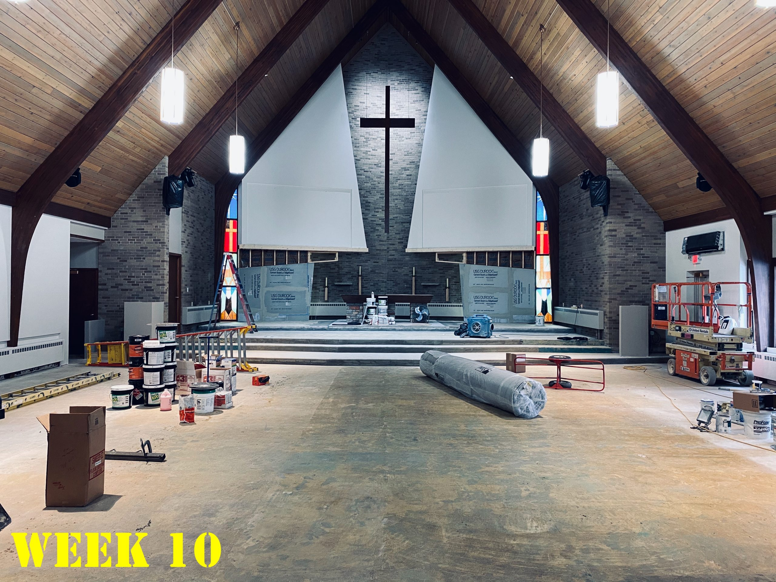 Week 10 Front
