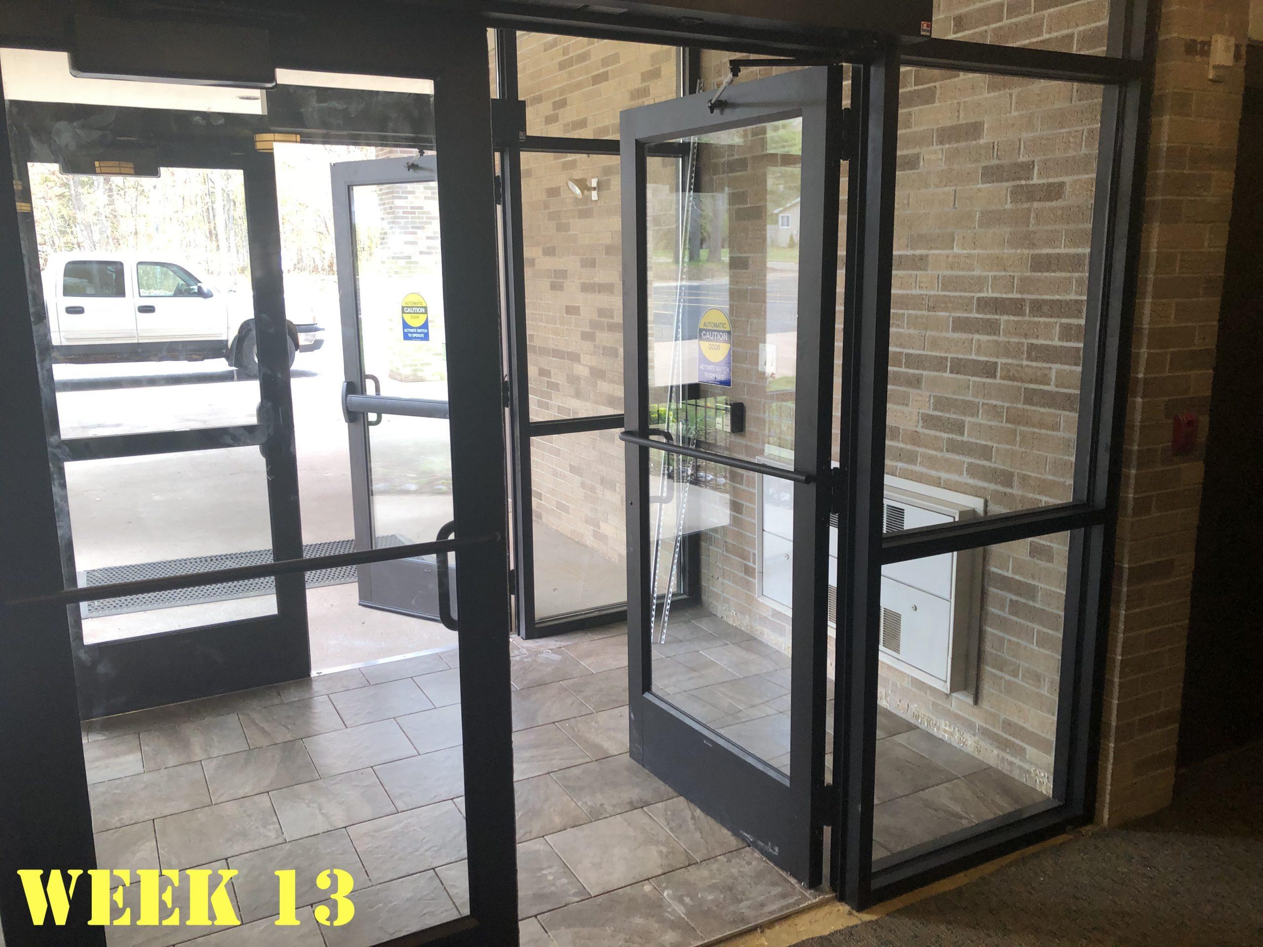 Week 13 Doors